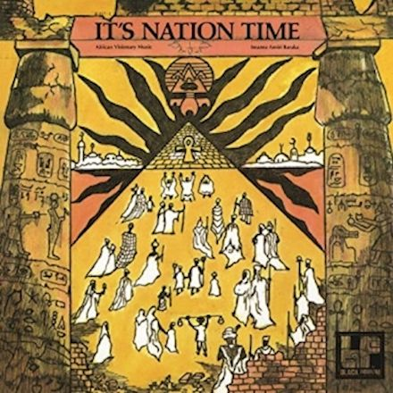 It's Nation Time - African Visionary Music [LP] by Various Artists